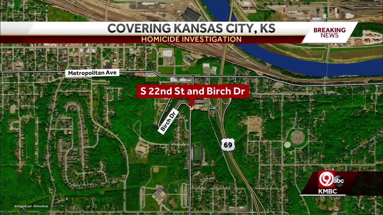 Police in KCK investigate homicide near 22nd, Birch Drive