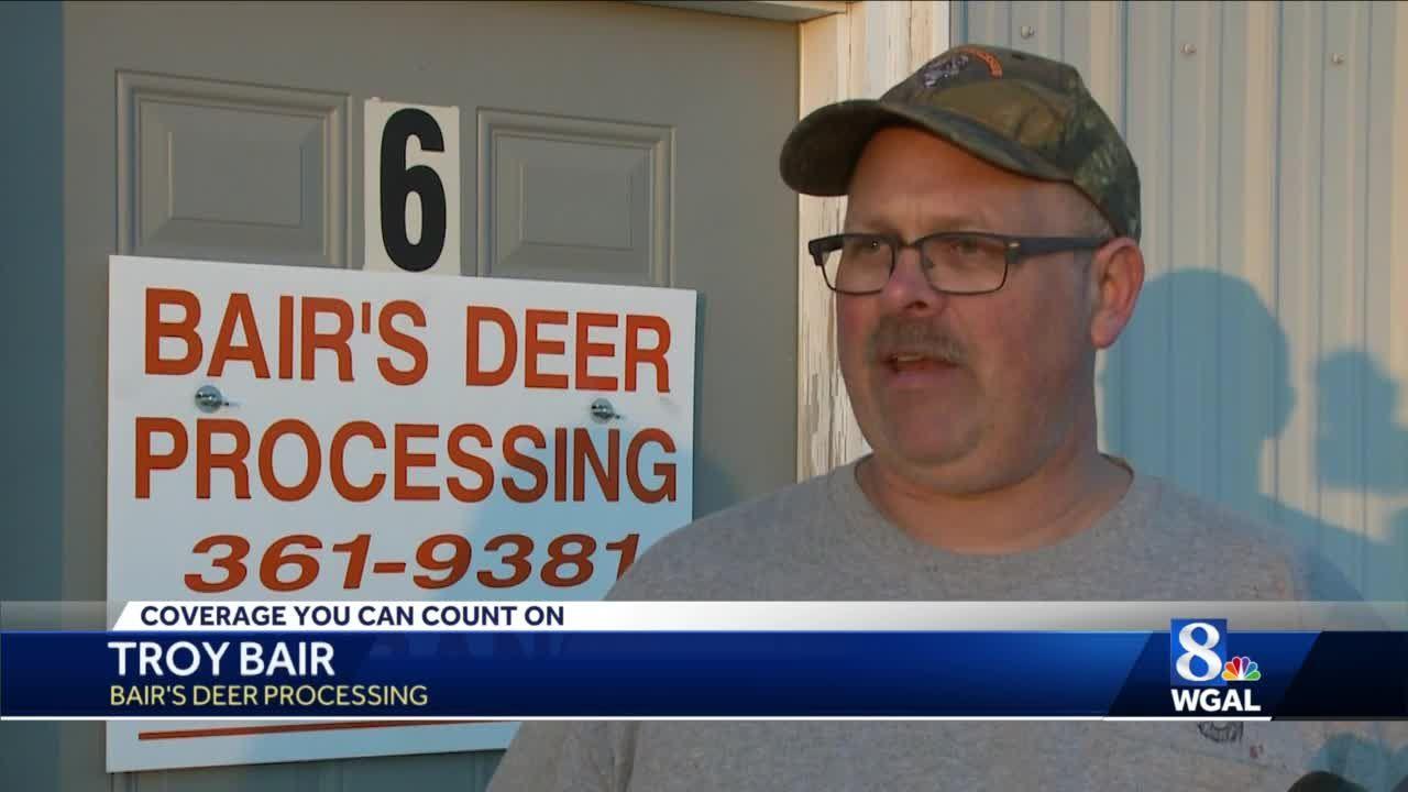 Firearm deer hunting season begins