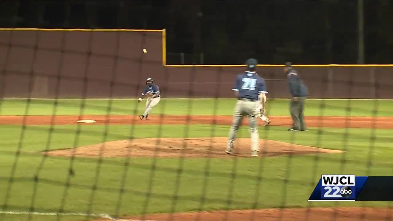 Holton throws Perfect Game, Benedictine tops Camden 10-0