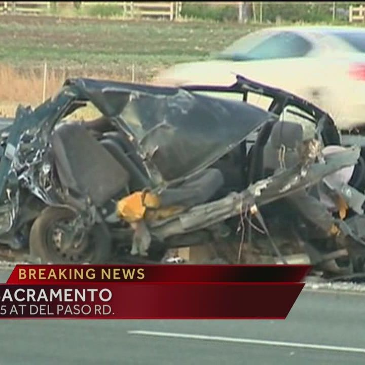 Wrong-way driver causes fatal crash on I-5 in Natomas