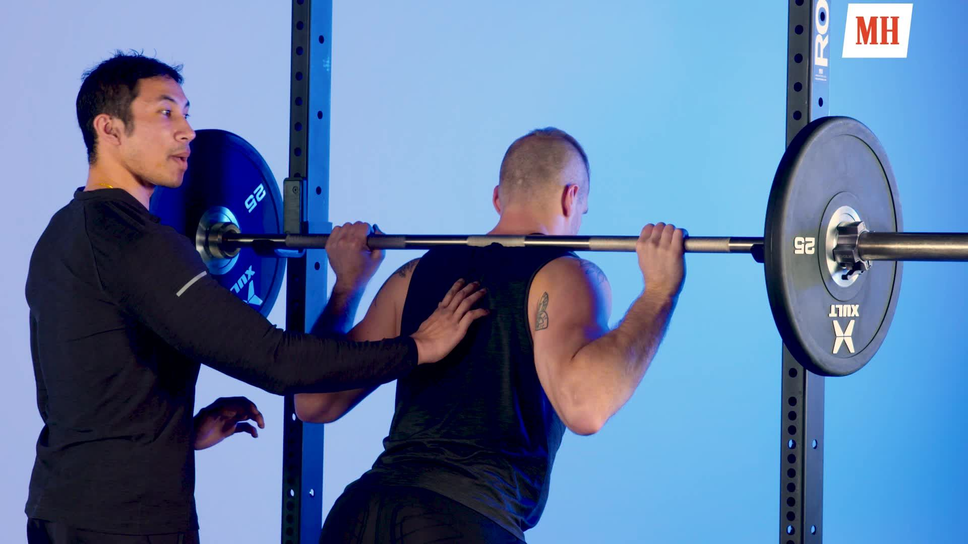 How to Do a Back Squat the Right Way