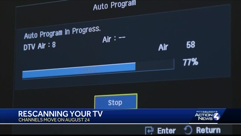 WTAE Channel 4 is changing frequencies: Here's what that means for you