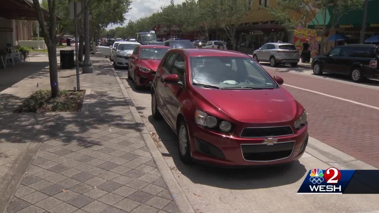 Debate underway over proposed parking meters
