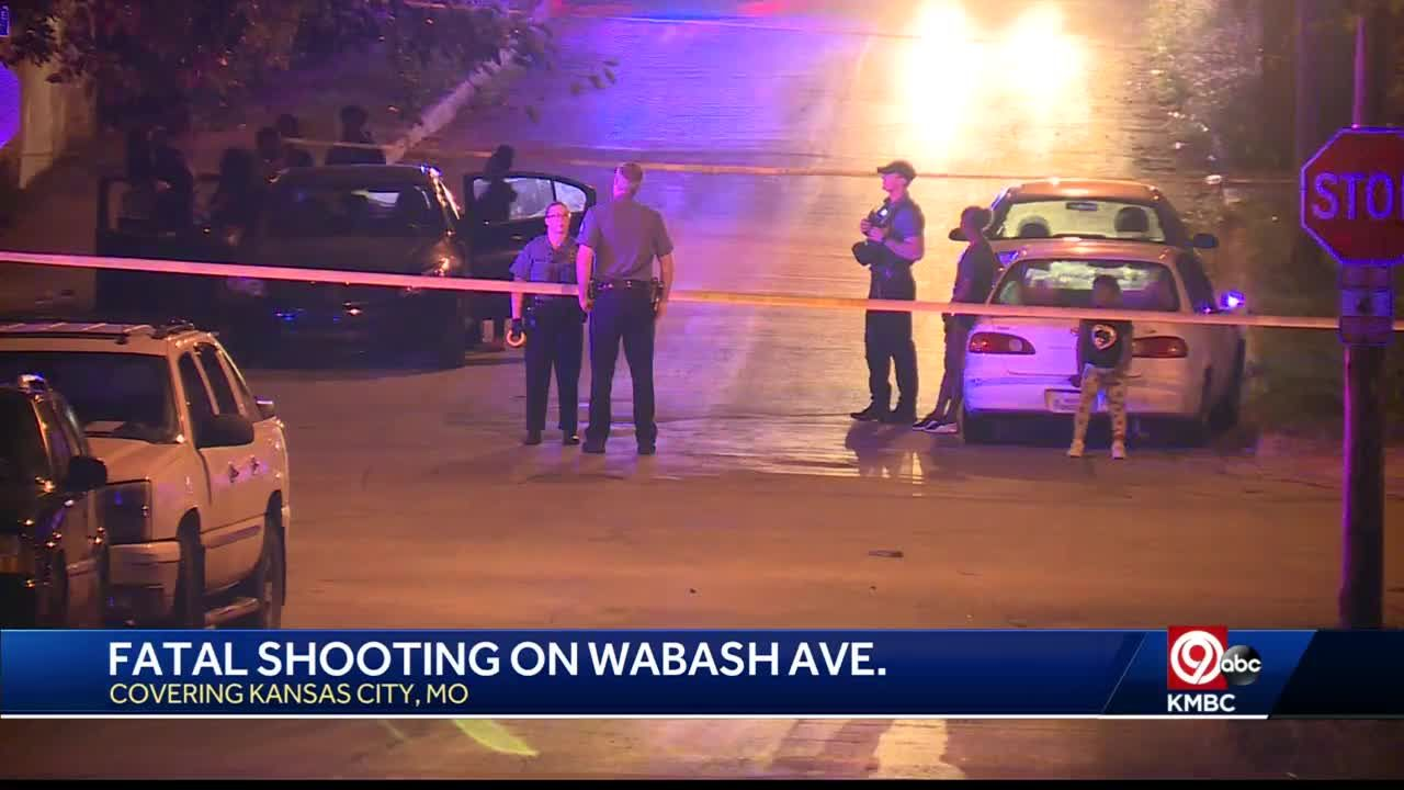 Man killed in shooting near 40th and Wabash