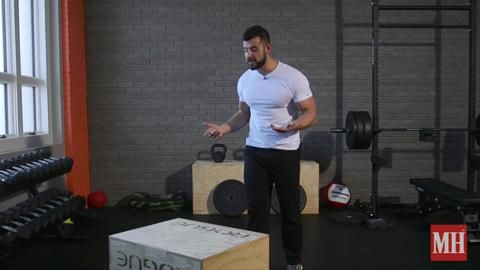The Right Way to Do Box Jumps