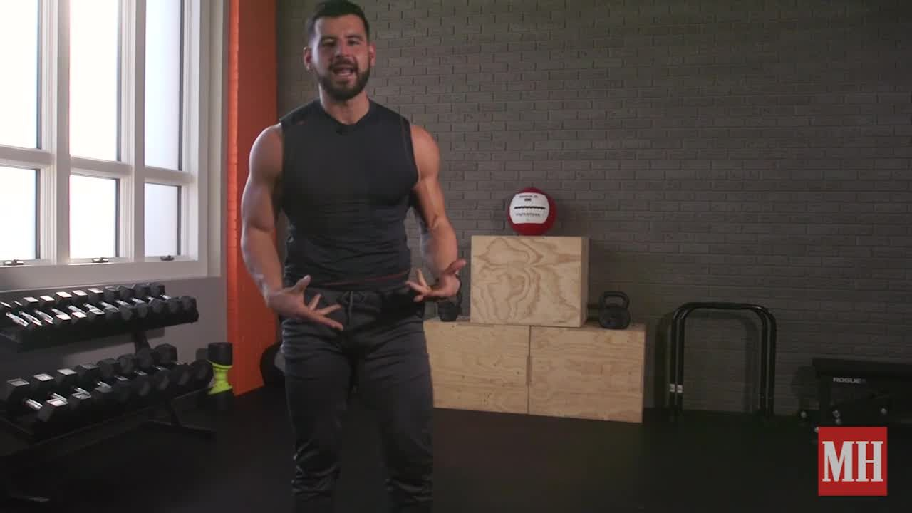The Burpee Every Man Should Master