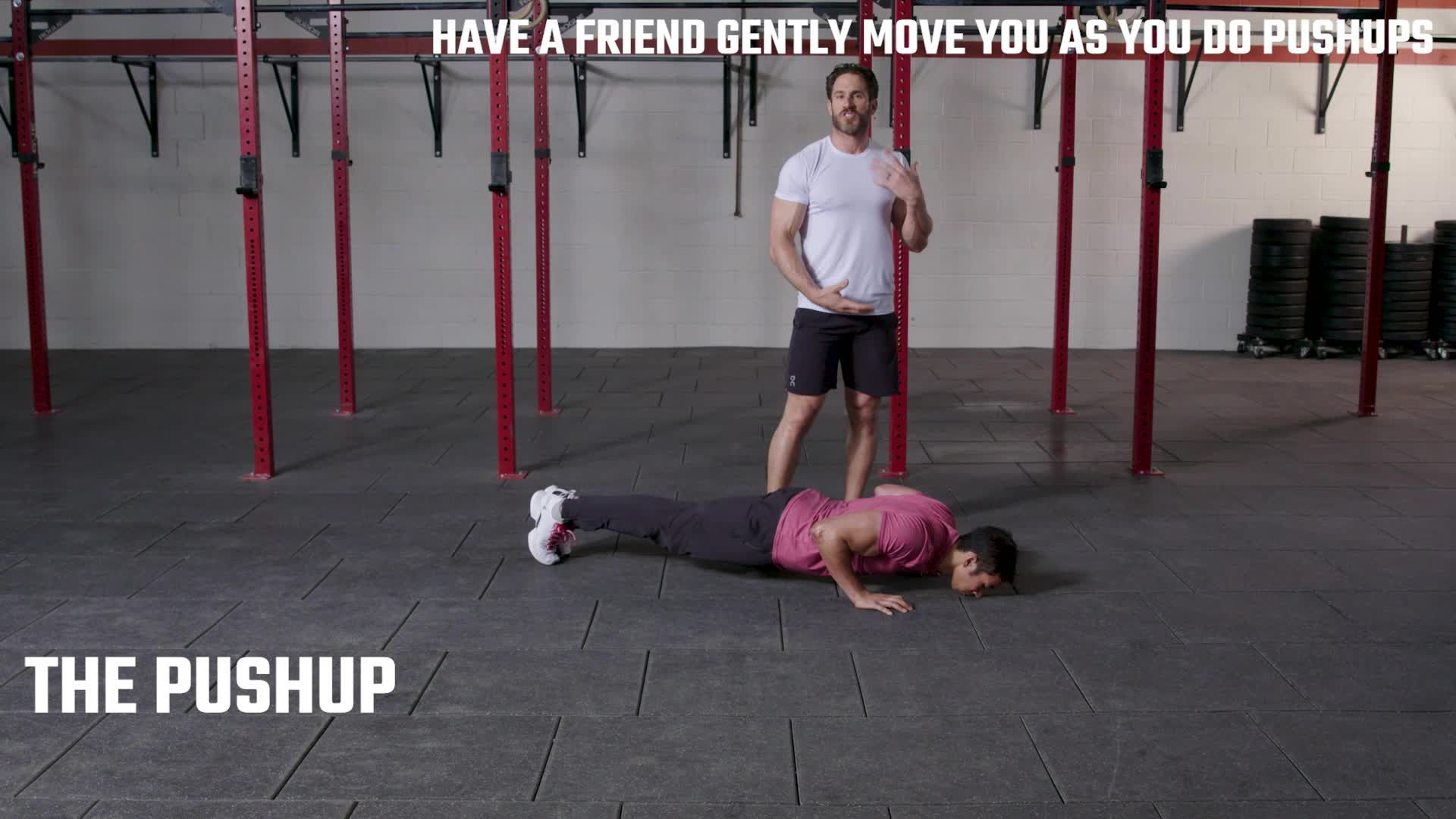 Try This Workout Drill to Improve Your Press-Ups, Squats and Other Bodyweight Exercises