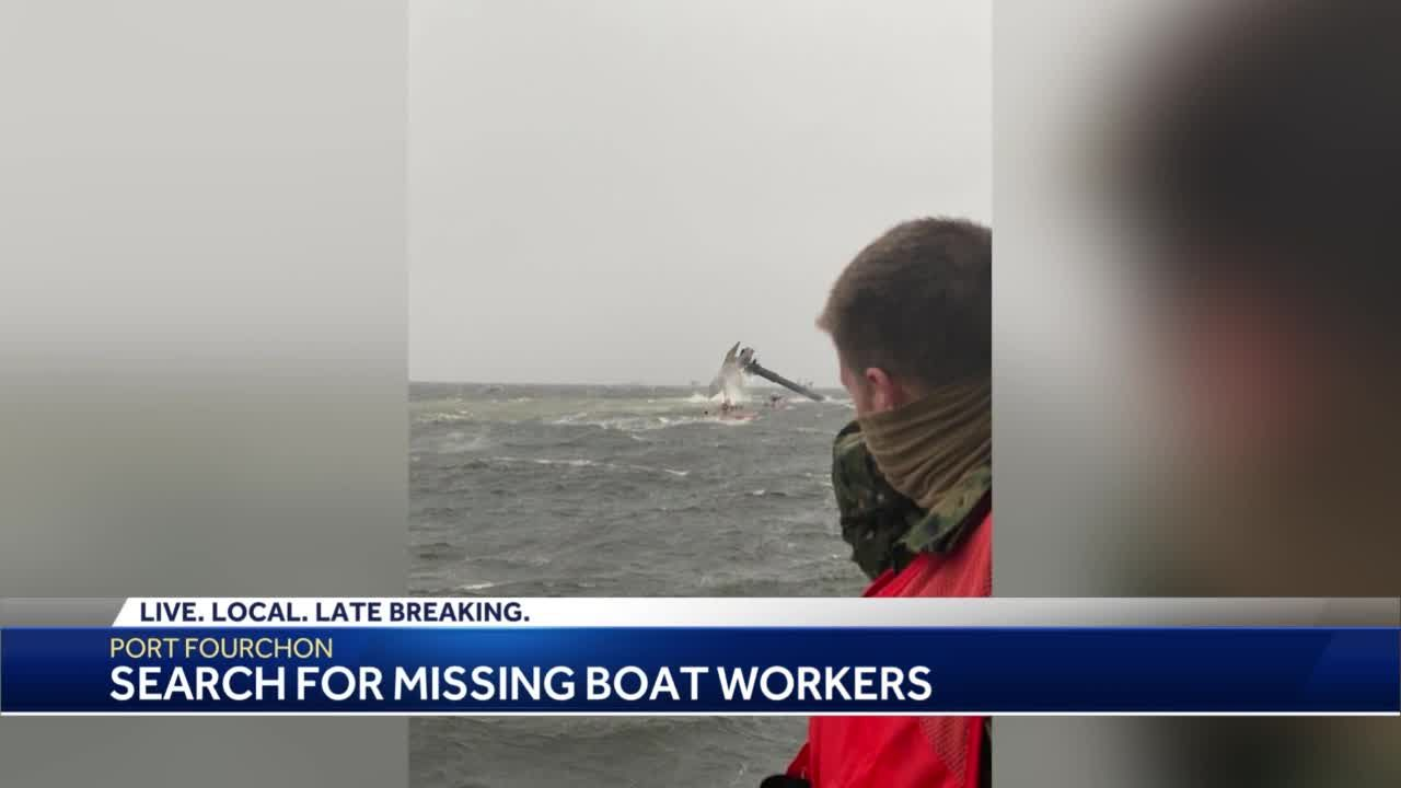 Relatives of missing crew members meeting with NTSB, Coast Guard
