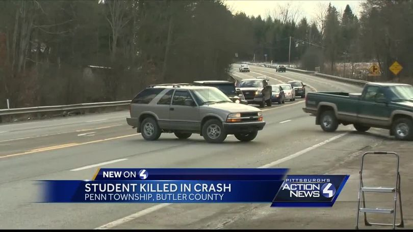 'He was a great kid:' Knoch High School student killed in rollover crash on  Route 8