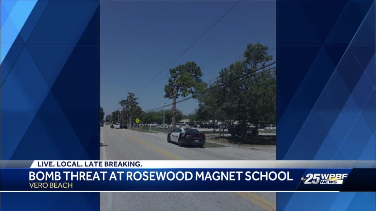 Bomb threat at Rosewood Magnet School