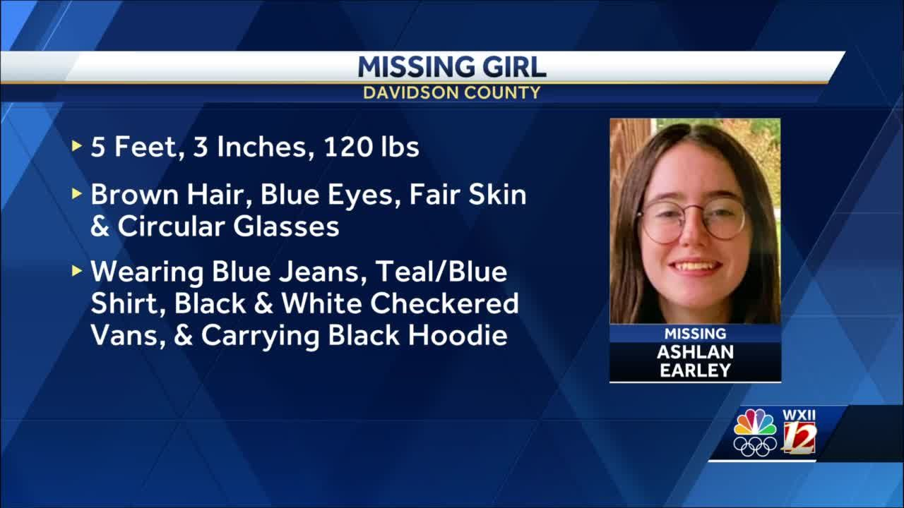 Davidson County deputies searching for missing 12-year-old