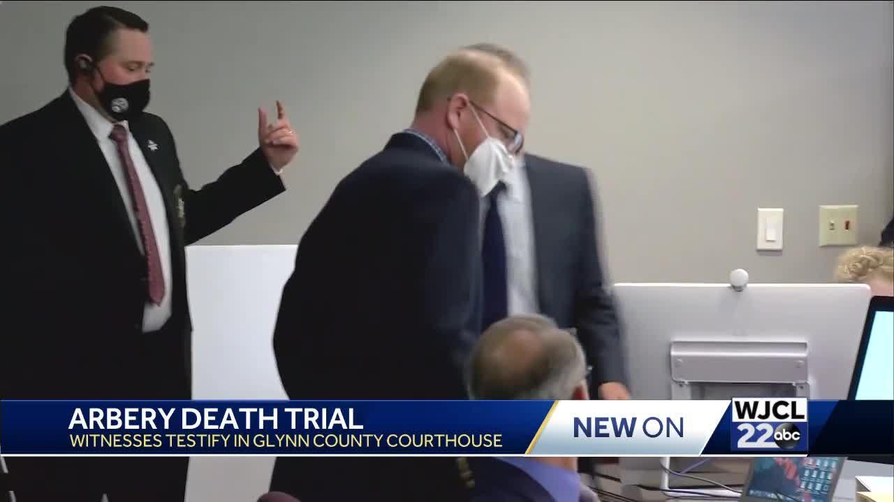 Arbery Death Trial