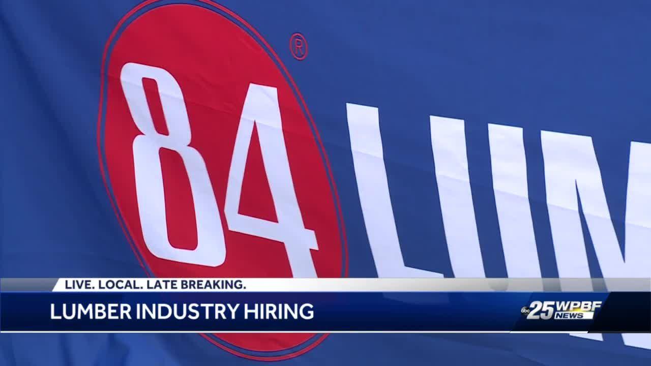 Lumber industry hiring in West Palm Beach