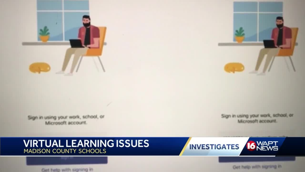 Madison County students experience connectivity issues