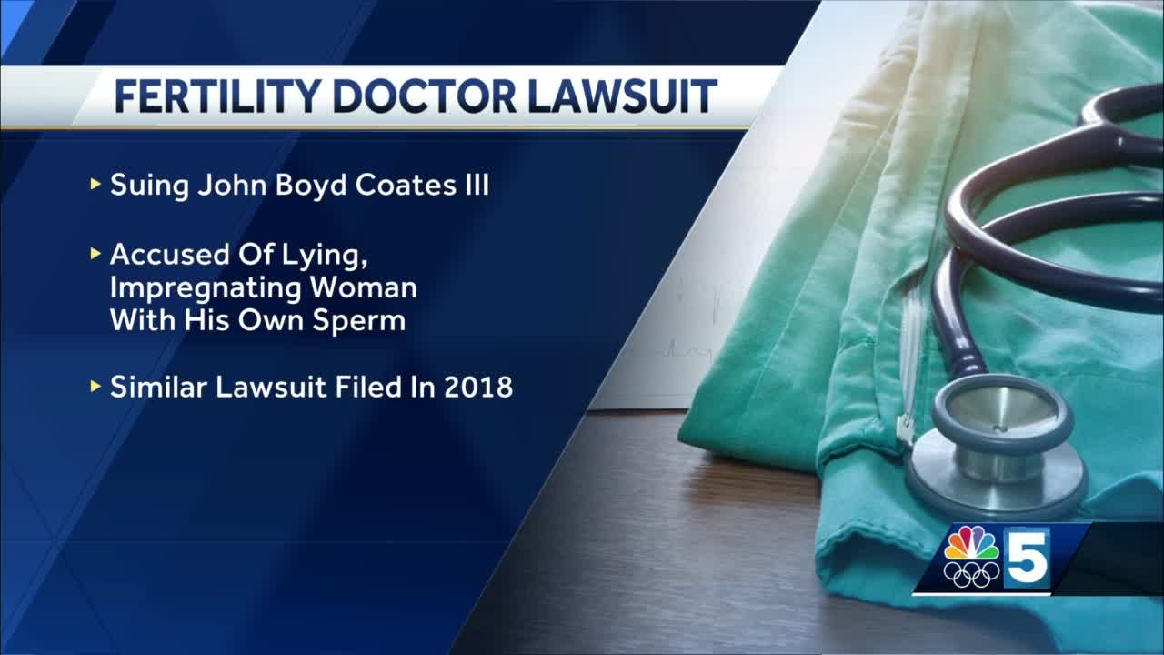 Woman says doctor used his genetic material for insemination
