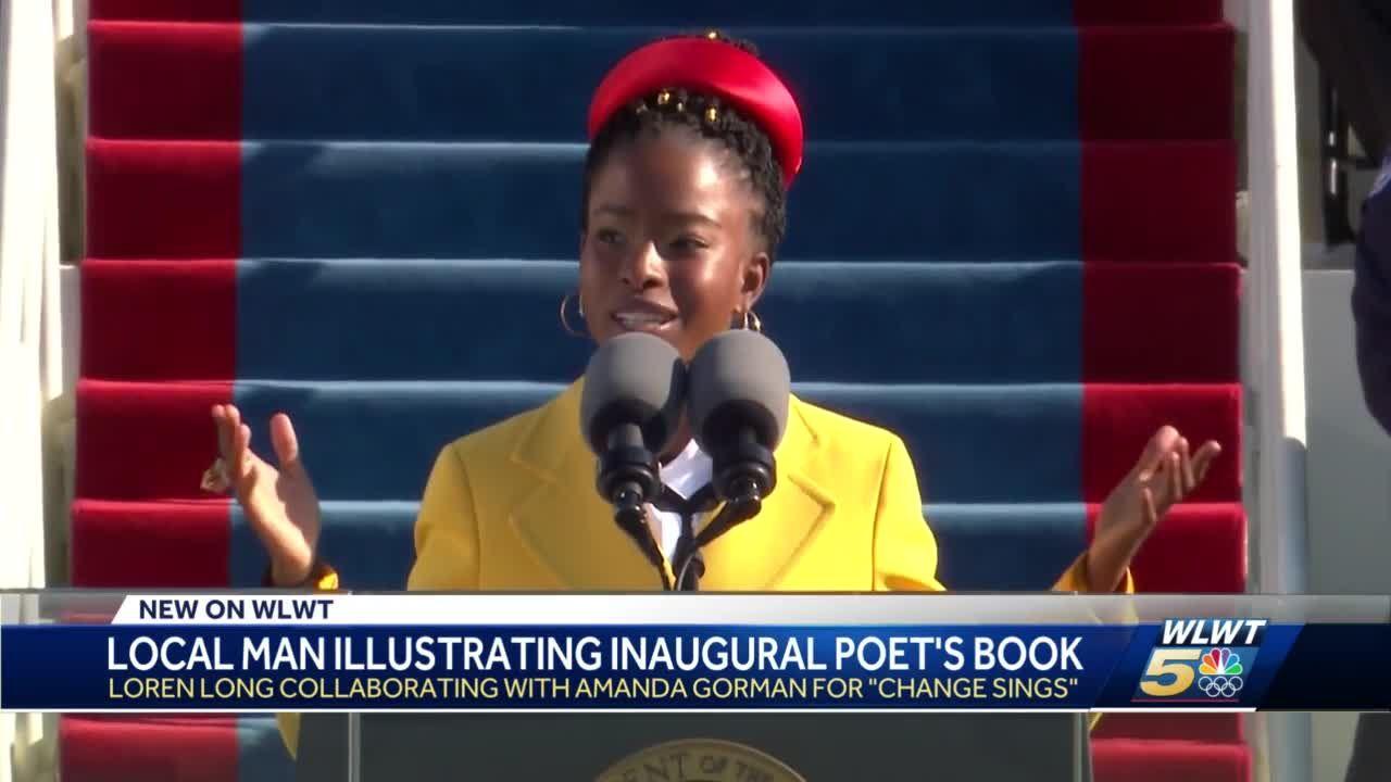 Inaugural poet Amanda Gorman to release children's book illustrated by Cincinnati artist