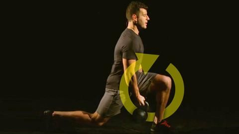 The Lower-Body Move That Blasts Your Abs