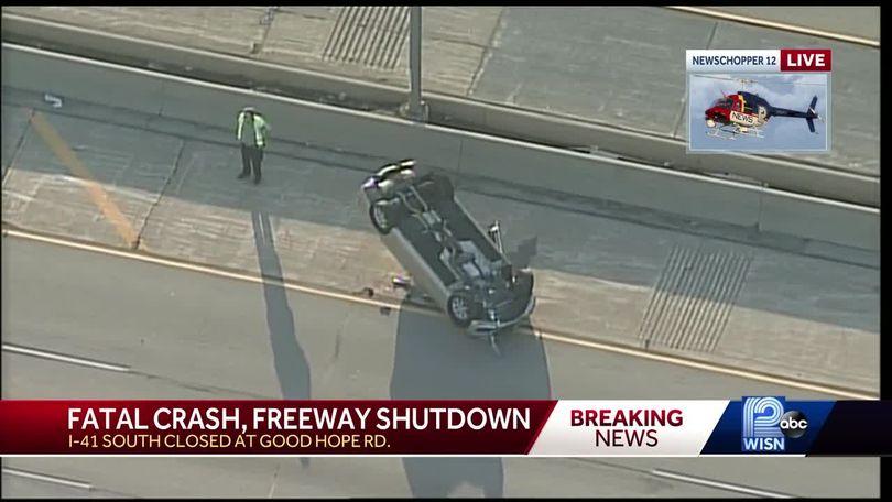 Fatal Crash On 41