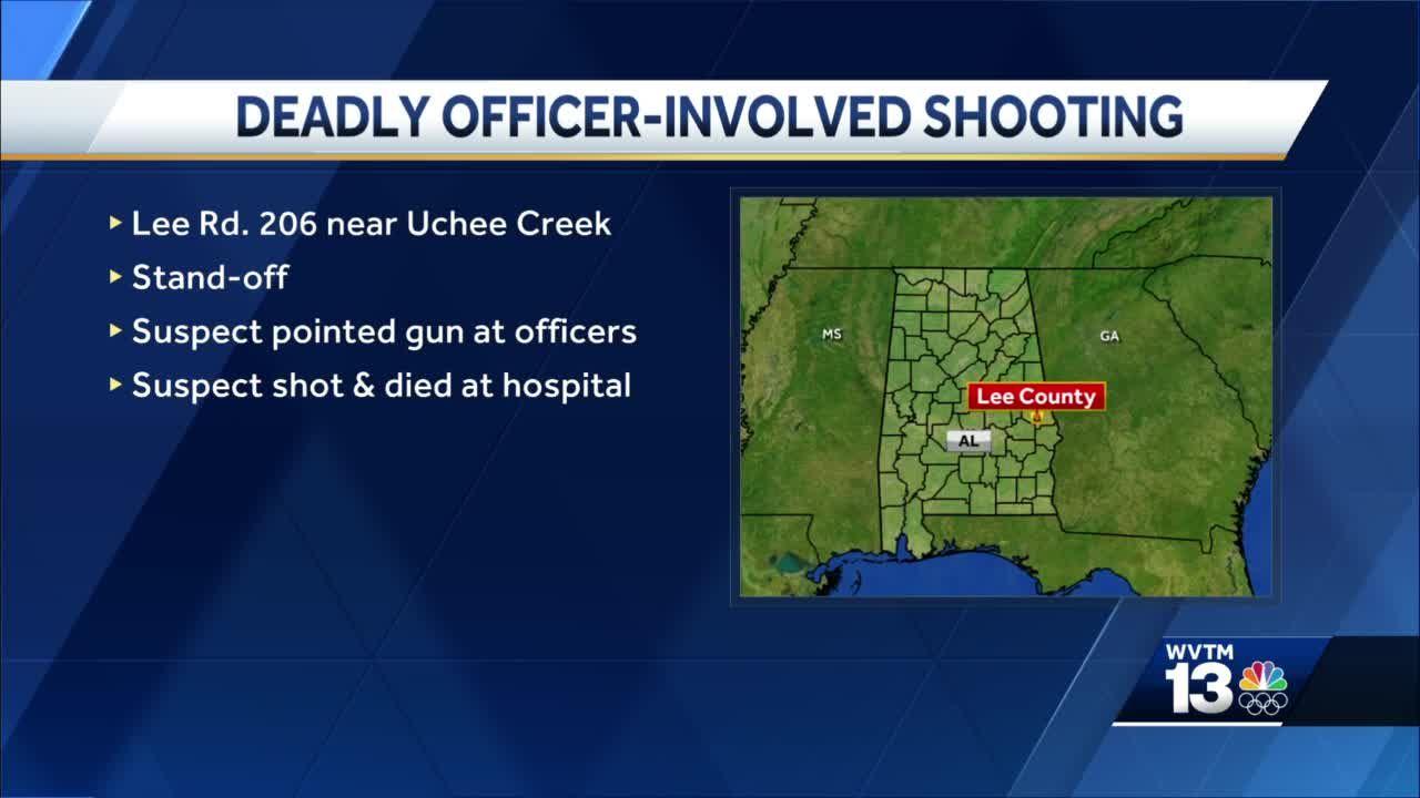 Deputies shoot, kill man armed with gun