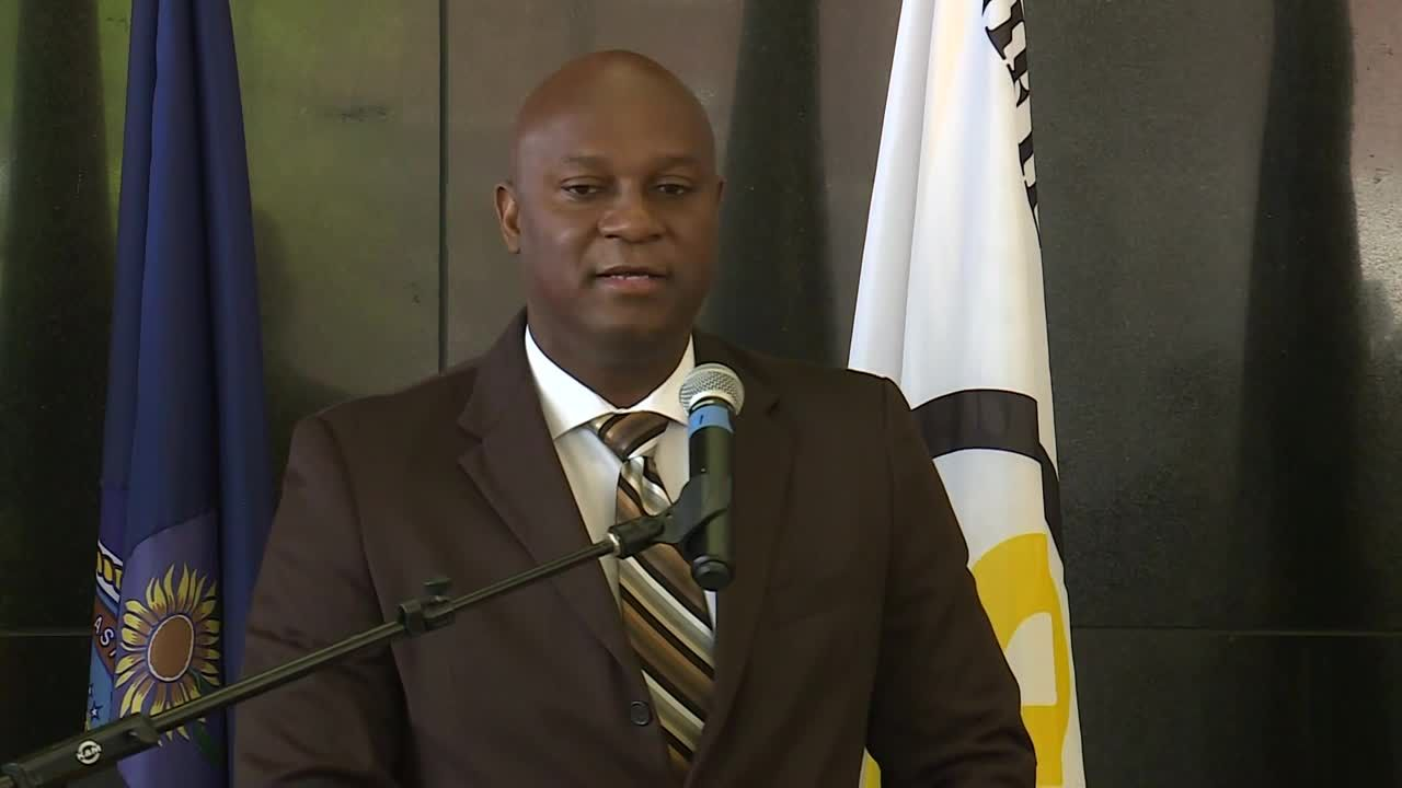 KCPD deputy chief named new Kansas City, Kansas Chief of Police