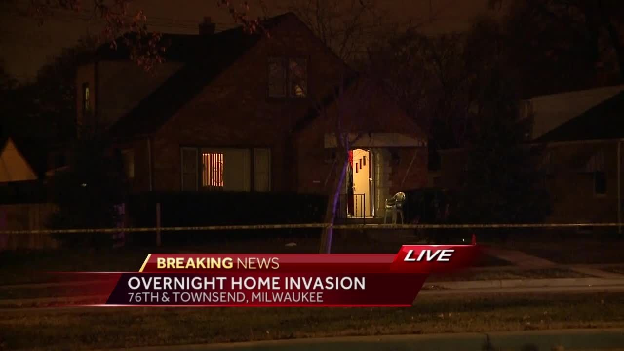 Police Investigate Home Invasion On Milwaukee S North Side