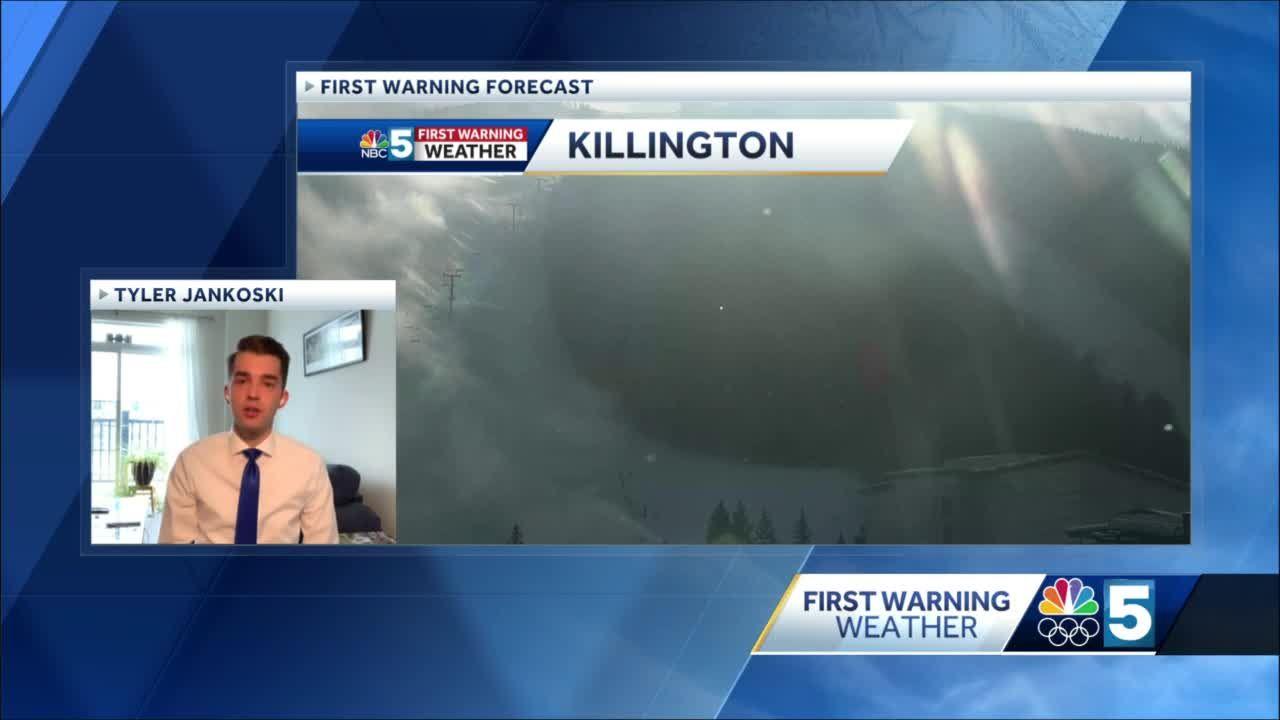Video: Accumulating snow Tuesday night (1-25-20)