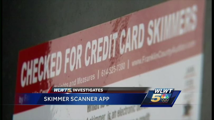Mobile app tries to help crack down on illegal credit-card