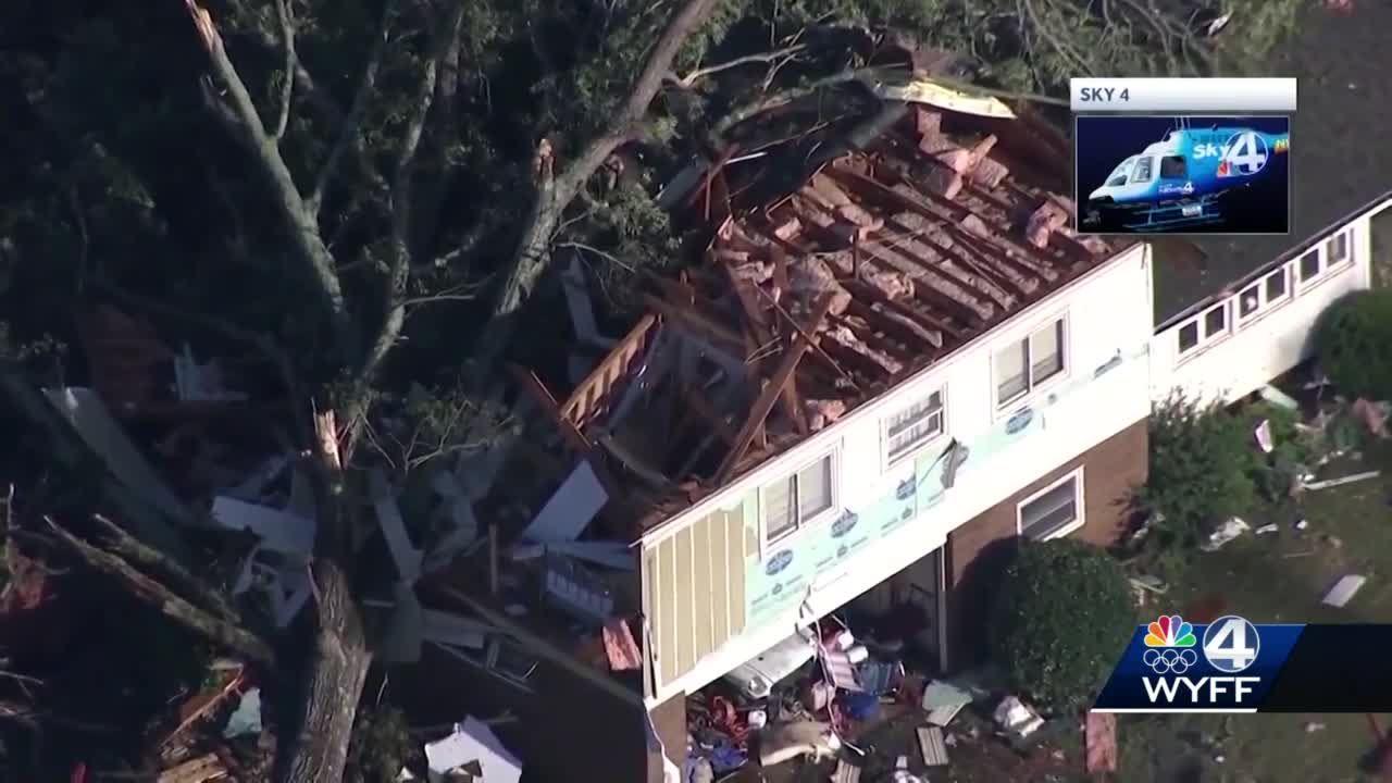 Chief Meteorologist Chris Justus looks back on EF-3 tornado that ripped through Seneca a year ago