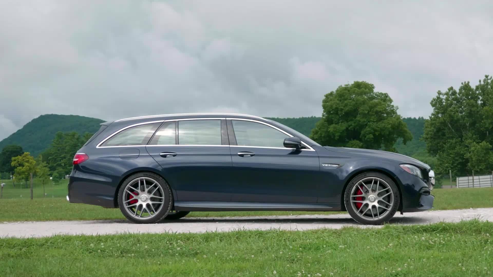 You Need A Mercedes Amg E63 Wagon