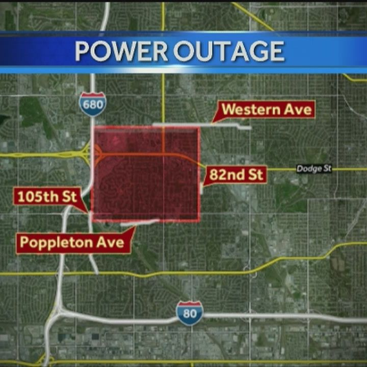 Thousands of OPPD customers without power on lockheed martin map, jea map, ipl map, smud map, epe map, wapa map,