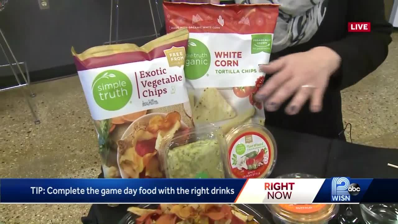 'Pass the dip': Tips for last minute snacks for Game Day