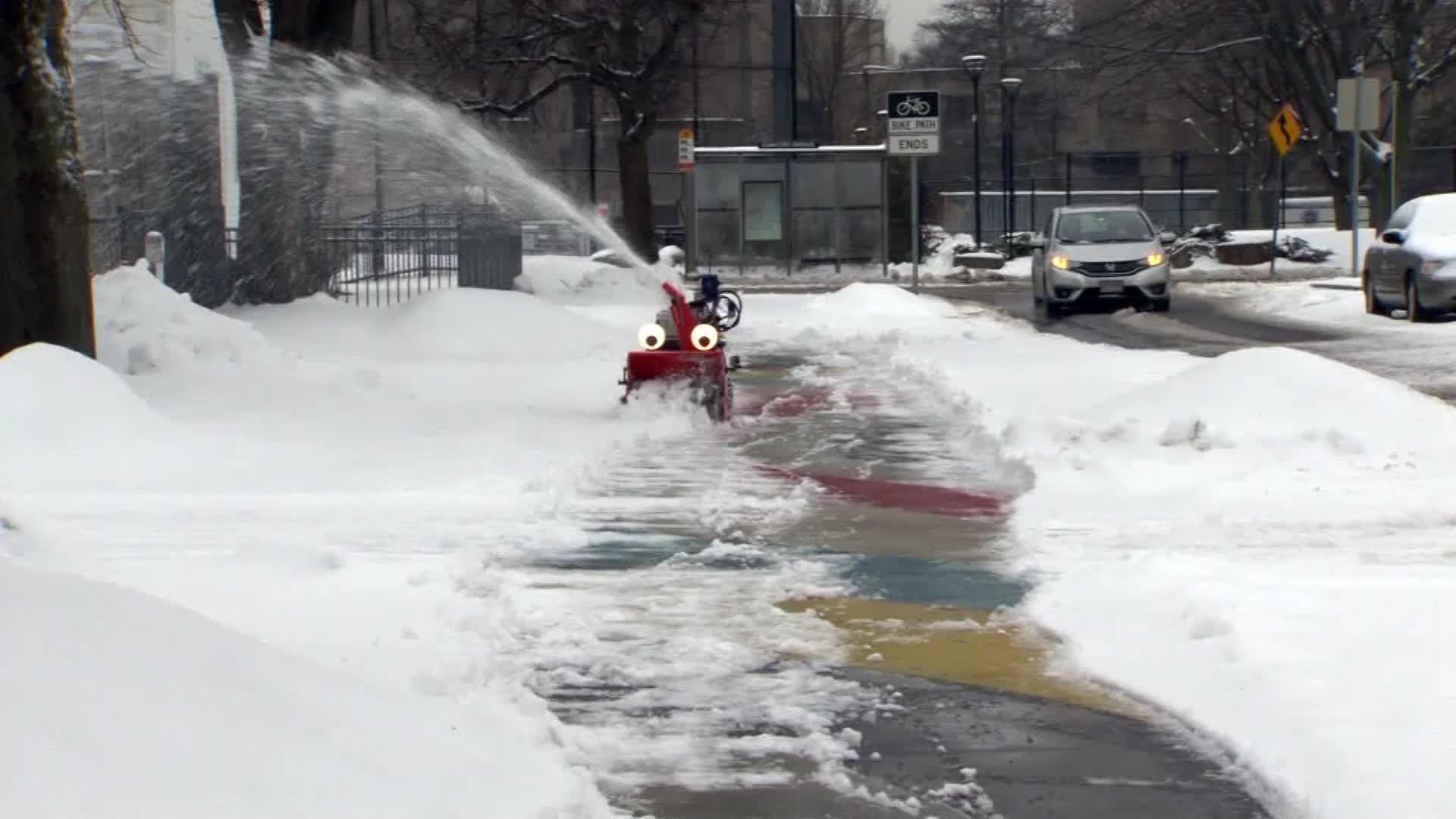 Snow Blowers Omaha