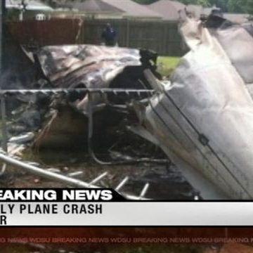 Deadly plane crash near Baton Rouge
