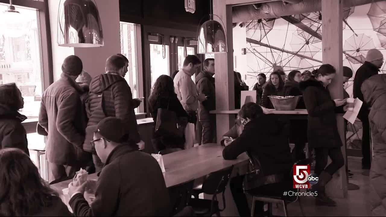 Boston's restaurant problem