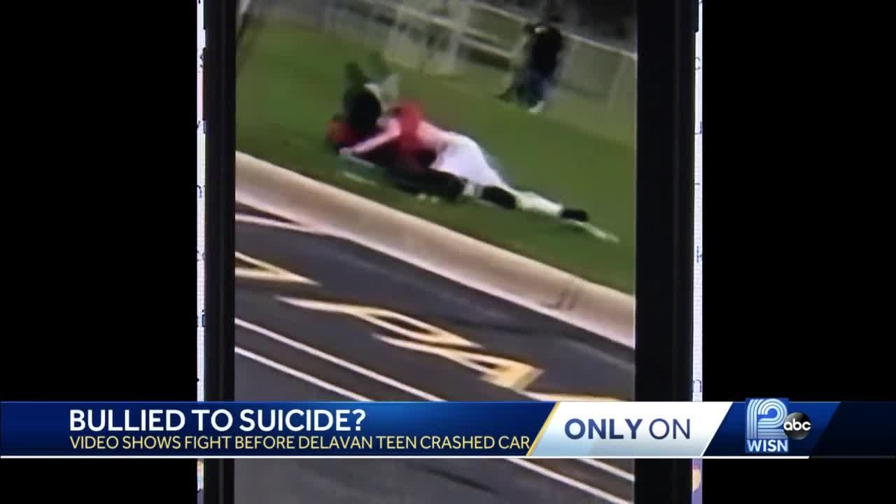Video: Teen pinned to ground during fight, parents say he killed himself minutes later