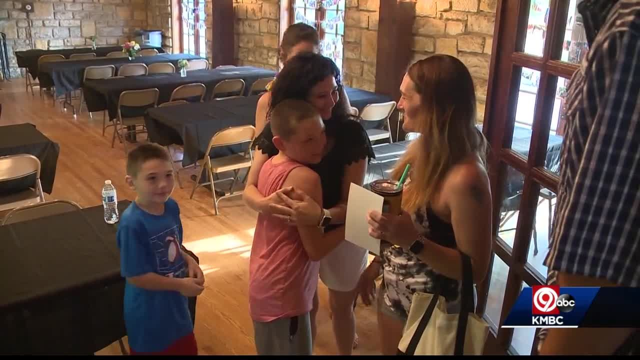 Celebration of life held Friday for teen killed in Memorial Day crash in KCK