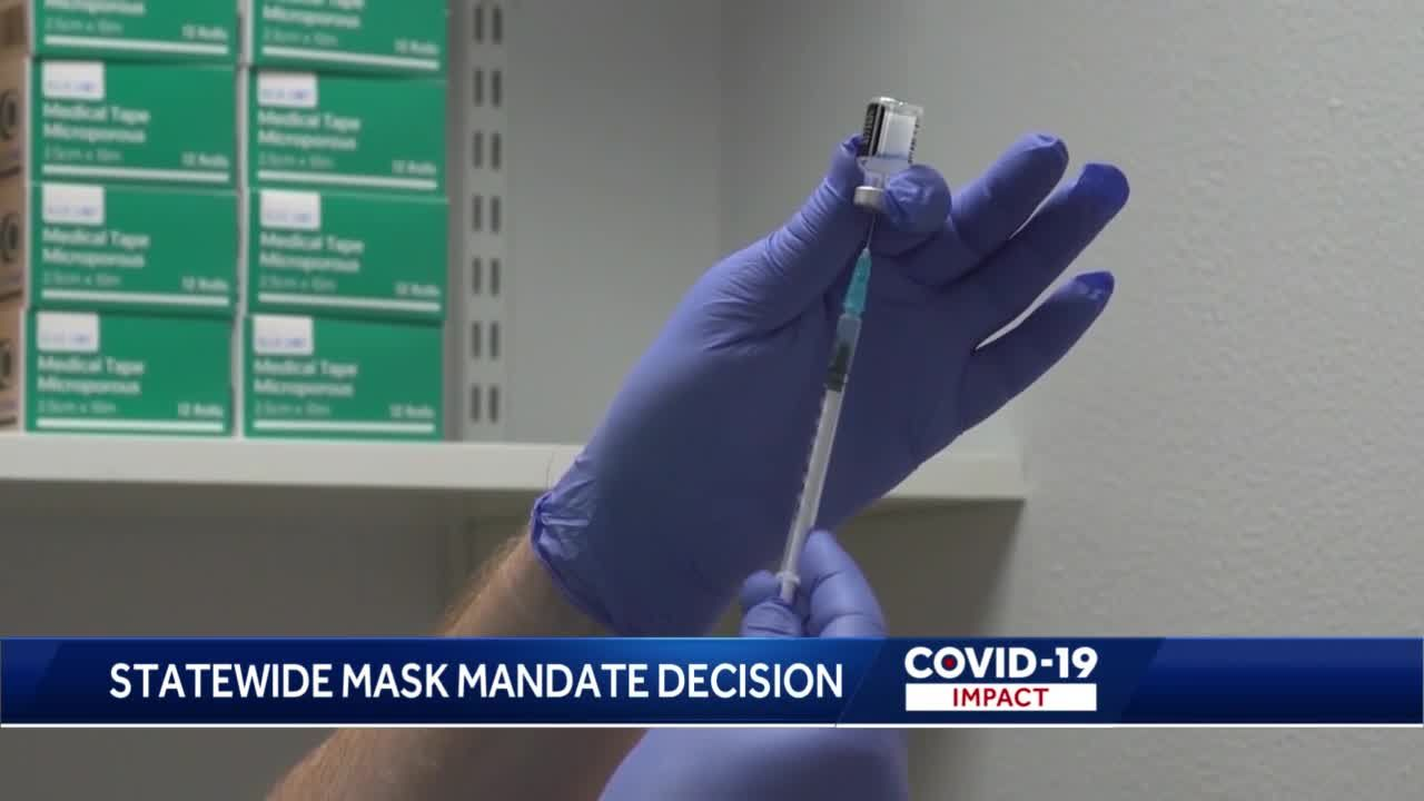 Gov. Edwards will announce decision on mask mandate Monday