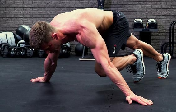 Take Your Abs to Hell and Back With This Hollow-Body Workout