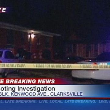 Police searching for suspect after woman is shot in Clarksville