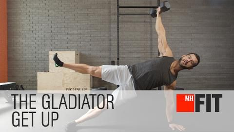 The Awesome New Getup That Will Give You Gladiator Abs