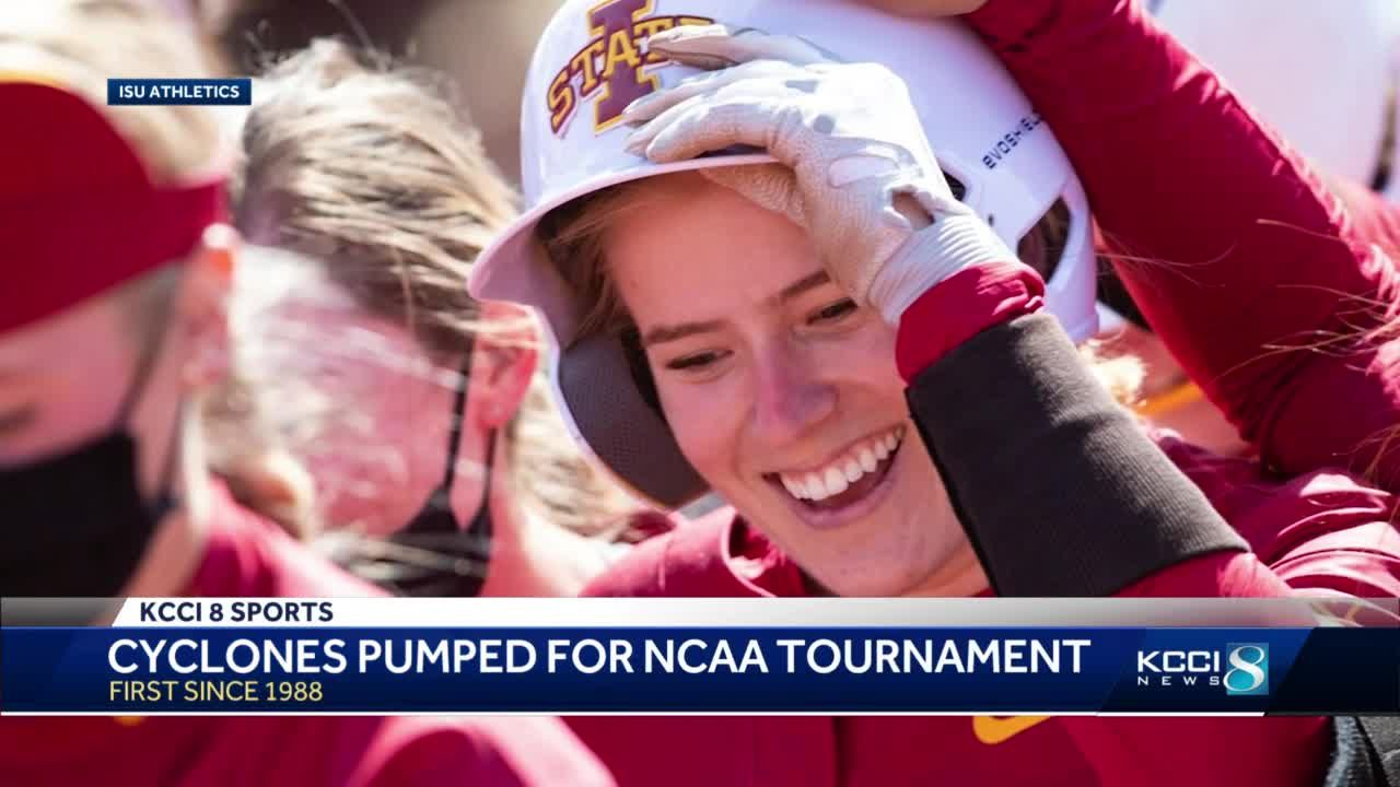 Cyclones softball headed to first NCAA Tournament since 1988