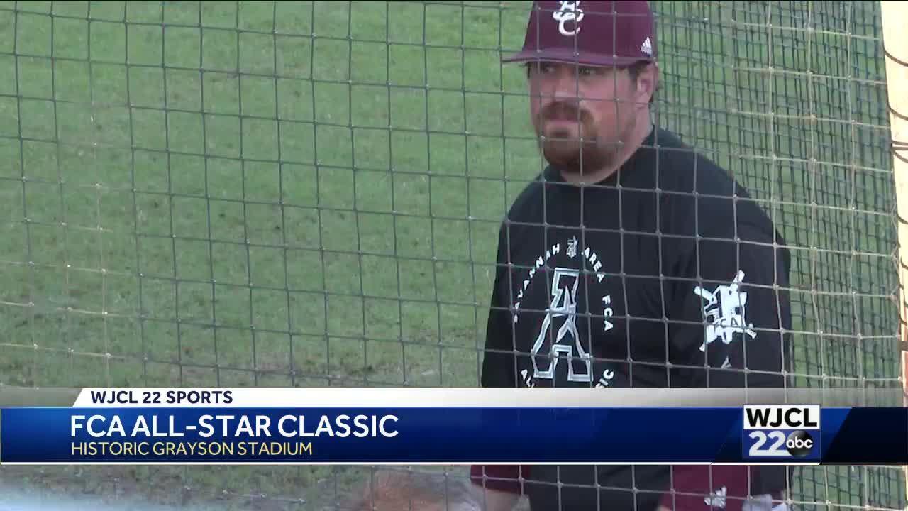 High school baseball stars shine at Savannah Area FCA All-Star Classic