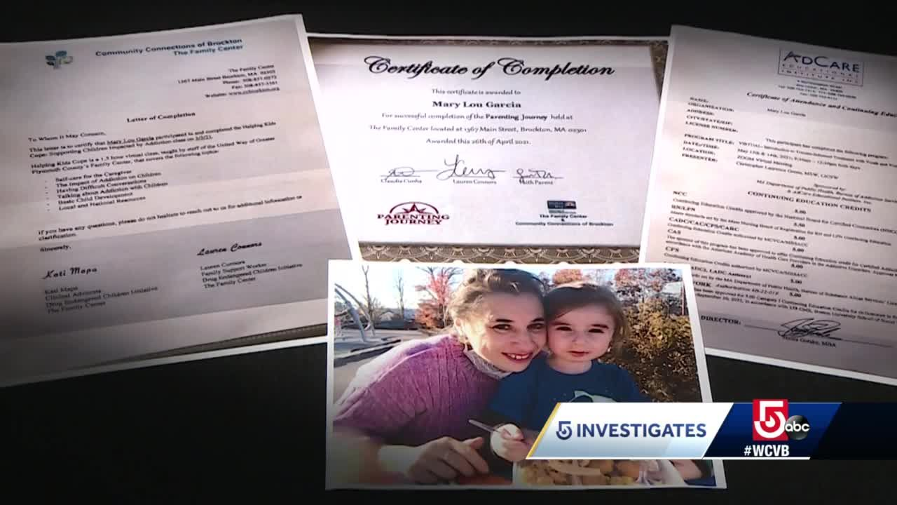 Grandmother recalls warning to Massachusetts DCF before teen's death