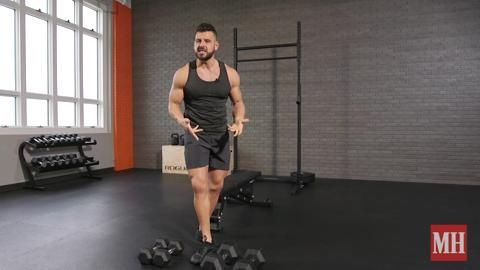 The Leg Day Workout For Guys Who Hate Leg Day