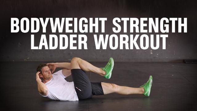 You Don't Need Any Equipment to Do This Total-Body Strength Workout