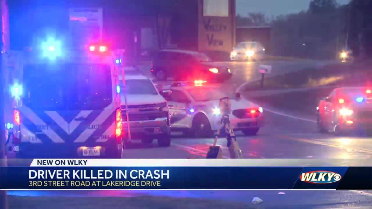 Driver killed in head-on crash near Valley Station