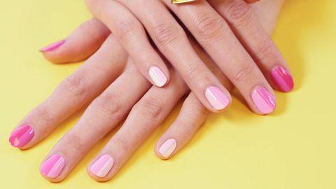 Preferenza Moda unghie rosa 2021: le migliori proposte in gel IV71