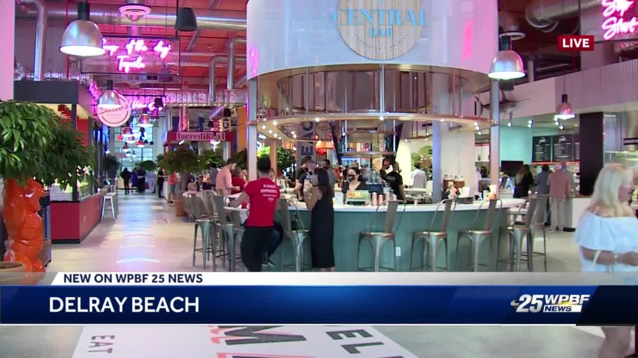 Take a sneak peek at the Delray Beach Market