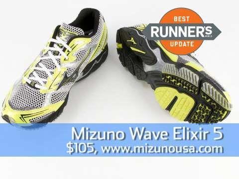 Mizuno Wave Elixir 5 - Men's | Runner's