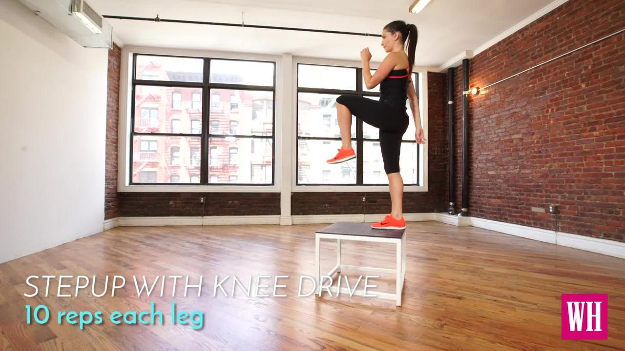5 Booty-Sculpting Moves That Are Way More Fun Than A Basic Squat